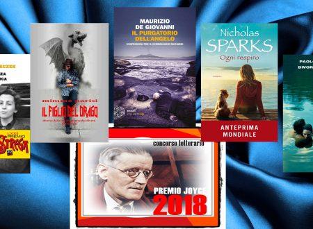 Premio Joyce 2018, ecco chi ha vinto